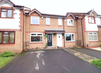 Thumbnail 2 bed terraced house for sale in Lavender Close, Wythenshawe, Manchester