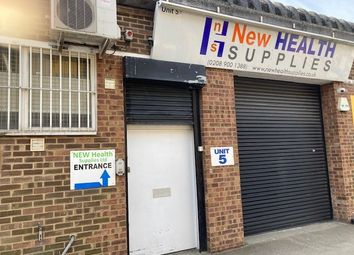 Thumbnail Warehouse for sale in Archdale Business Centre, Brember Road, Harrow