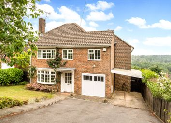 Thumbnail 4 bed detached house for sale in Courts Hill Road, Haslemere, Surrey