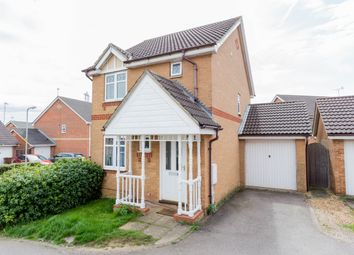 Thumbnail 3 bed detached house to rent in Lodge Way, Irthlingborough, Wellingborough