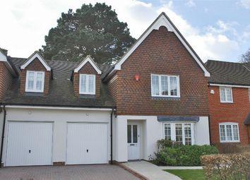 Thumbnail 4 bedroom link-detached house for sale in Long Close, Pennington, Lymington, Hampshire