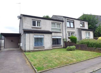 Thumbnail 1 bed flat for sale in Florence Street, Greenock