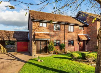 Thumbnail 2 bed end terrace house for sale in Padbrook, Limpsfield, Oxted