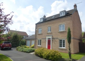 Thumbnail 4 bedroom detached house to rent in Harewood Close, Spennymoor