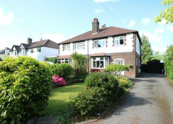 Thumbnail 3 bed semi-detached house for sale in Park Road, Timperley, Altrincham
