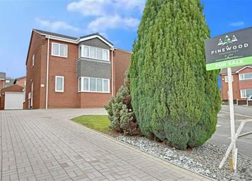 Thumbnail 4 bedroom detached house for sale in Alma Street, North Wingfield, Chesterfield, Derbyshire