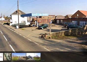 Thumbnail Commercial property for sale in Barrier Bank, Cowbit, Spalding, Lincolnshire.