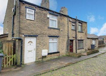 Thumbnail 1 bedroom end terrace house for sale in Walker Street, Bierley, Bradford