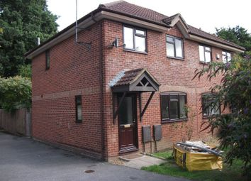 Thumbnail 3 bed semi-detached house to rent in Osler Close, Bramley, Tadley