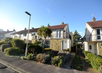 Thumbnail 2 bedroom end terrace house for sale in Warburton Close, Eastbourne