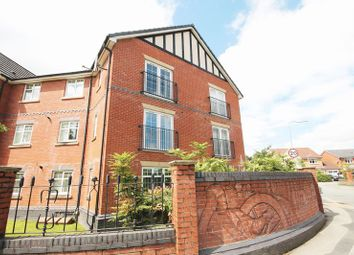 Thumbnail 2 bed flat for sale in Linnyshaw Close, Middle Hulton, Bolton, Lancashire.