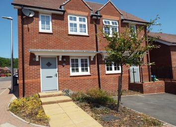 Thumbnail 2 bed semi-detached house to rent in Burdons Close, Wenvoe, Cardiff