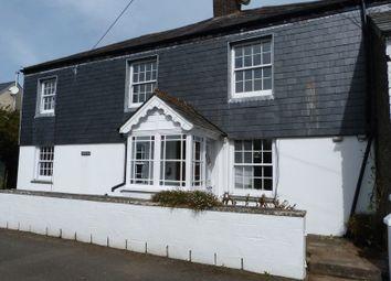Thumbnail 4 bed semi-detached house for sale in Doddycross, Liskeard