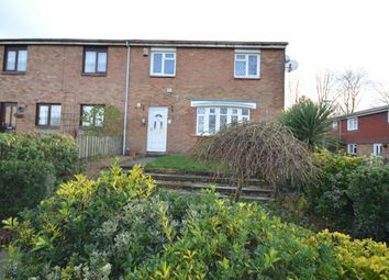 Thumbnail 4 bed semi-detached house to rent in Gainsborough Road, Basingstoke