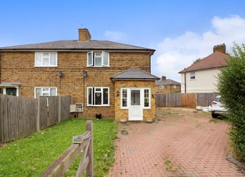 Thumbnail 2 bed semi-detached house for sale in Kingston Avenue, West Drayton