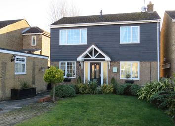 Thumbnail Detached house for sale in Nene Close, Newport Pagnell