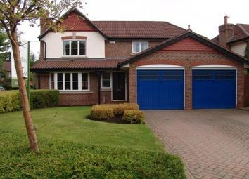 Thumbnail 4 bed property to rent in Sandington Drive, Cuddington, Northwich