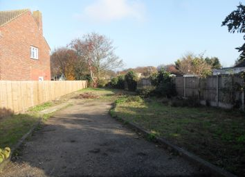 Thumbnail Land for sale in Grange Road, St Peters, Broadstairs