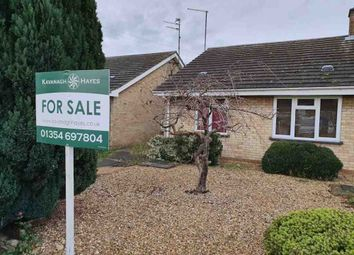 Thumbnail 2 bed bungalow for sale in Chapel Gardens, Benwick