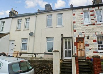 Thumbnail 2 bed terraced house for sale in Martin Road, Strood, Rochester, Kent