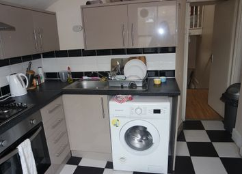 Thumbnail 4 bed flat to rent in Comyn Road, London