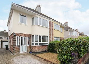 Thumbnail 3 bedroom semi-detached house to rent in Lester Close, Plymouth