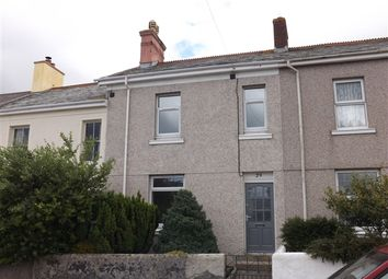 Thumbnail 3 bed terraced house to rent in Trevithick Road, Pool, Redruth