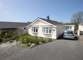 Thumbnail 3 bed detached bungalow for sale in Gwelfor Estate, Cemaes Bay