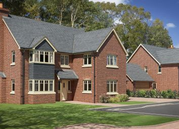Thumbnail 4 bed detached house for sale in 2 Longwood Park, Higher Heath, Whitchurch