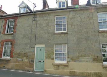 Thumbnail 3 bedroom terraced house for sale in 14 The Knapp, Shaftesbury, Dorset SP78Lt