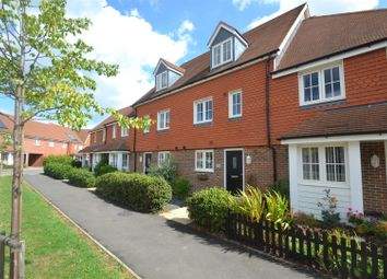 Thumbnail 4 bed terraced house for sale in Brookfield Drive, Horley