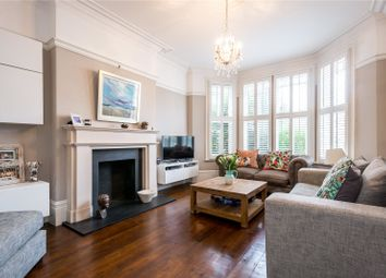Thumbnail 3 bed flat for sale in Alexandra Park Road, London
