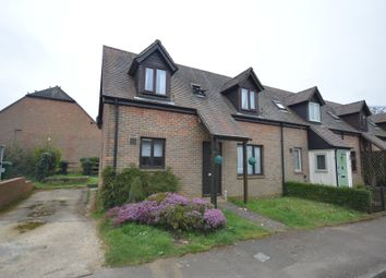 Thumbnail 2 bed semi-detached house to rent in The Lawns, Brill, Aylesbury, Buckinghamshire