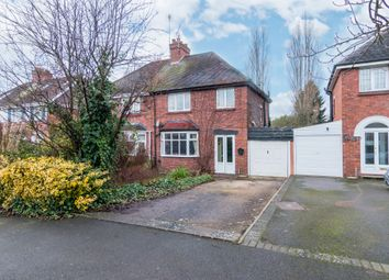 3 bed semi-detached house for sale in Woodend Road, Walsall WS5