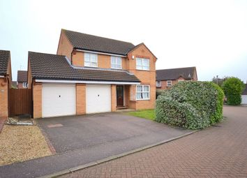 Thumbnail 4 bed detached house for sale in Wisteria Way, Abington Vale, Northampton