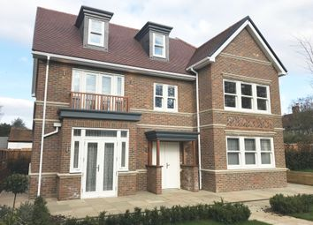 Thumbnail 5 bed detached house for sale in Pinner Road, Watford