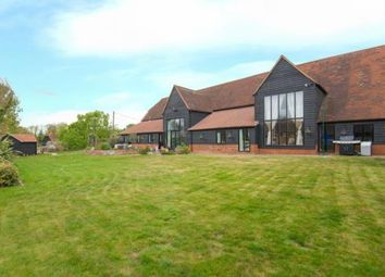 Thumbnail 5 bed barn conversion for sale in Generals Lane, Boreham, Chelmsford, Essex