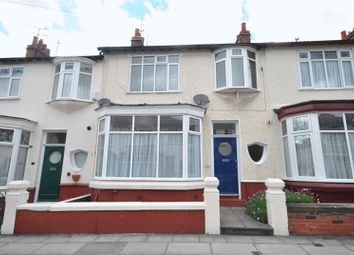 Thumbnail 4 bed terraced house for sale in Mayville Road, Mossley Hill