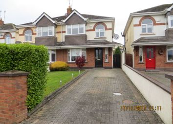 Thumbnail 3 bed semi-detached house for sale in 6 Elvana, Stamullen, Meath