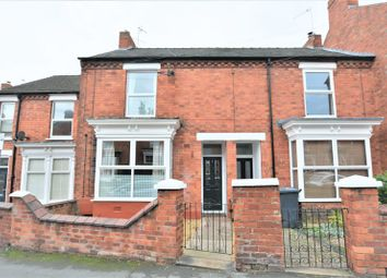 Thumbnail 2 bed terraced house for sale in May Crescent, West End, Lincoln