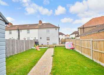 Thumbnail 3 bed end terrace house for sale in Bell Grove, Aylesham, Canterbury, Kent