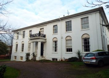 Thumbnail 2 bedroom flat to rent in Lansdowne Crescent, Worcester