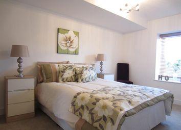 Thumbnail 1 bed flat to rent in Horsefair Court, The Horsefair, Romsey