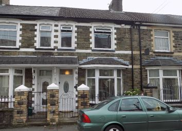 Thumbnail 2 bed terraced house for sale in Gladstone Street, Abertillery