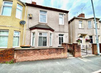 Thumbnail 3 bed semi-detached house for sale in Cromwell Road, Newport, Gwent.