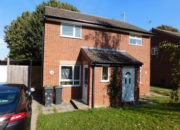 Thumbnail 2 bed semi-detached house for sale in Glemsford Road, Stowmarket