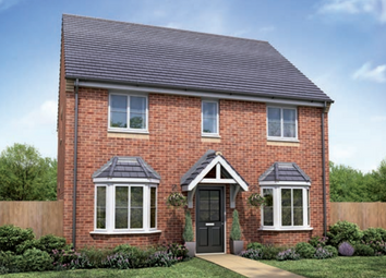 Thumbnail 4 bed detached house for sale in The Redcar, Eastrea Road, Whittlesey, Peterborough