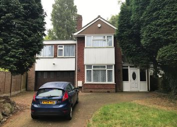 Thumbnail 5 bed detached house to rent in Lichfield Road, Rushall