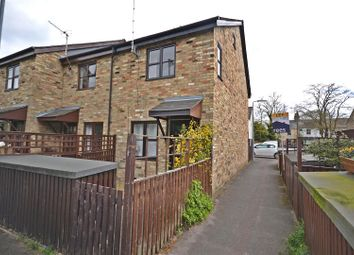 Thumbnail 1 bed end terrace house for sale in Kerridge Close, Cambridge