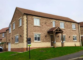 Thumbnail 4 bed property for sale in Millstone Close, Kirton Lindsey, Gainsborough
